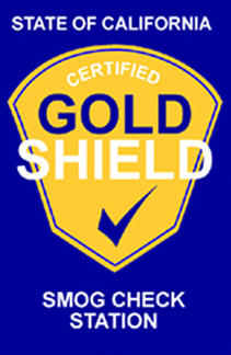 Gold Shield Certified Smog Station